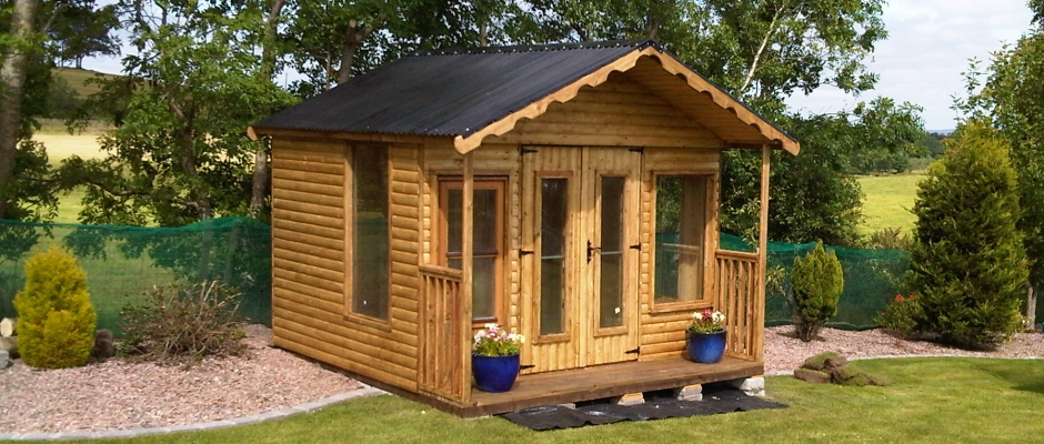 Welcome to Fernagh Custom Made Sheds